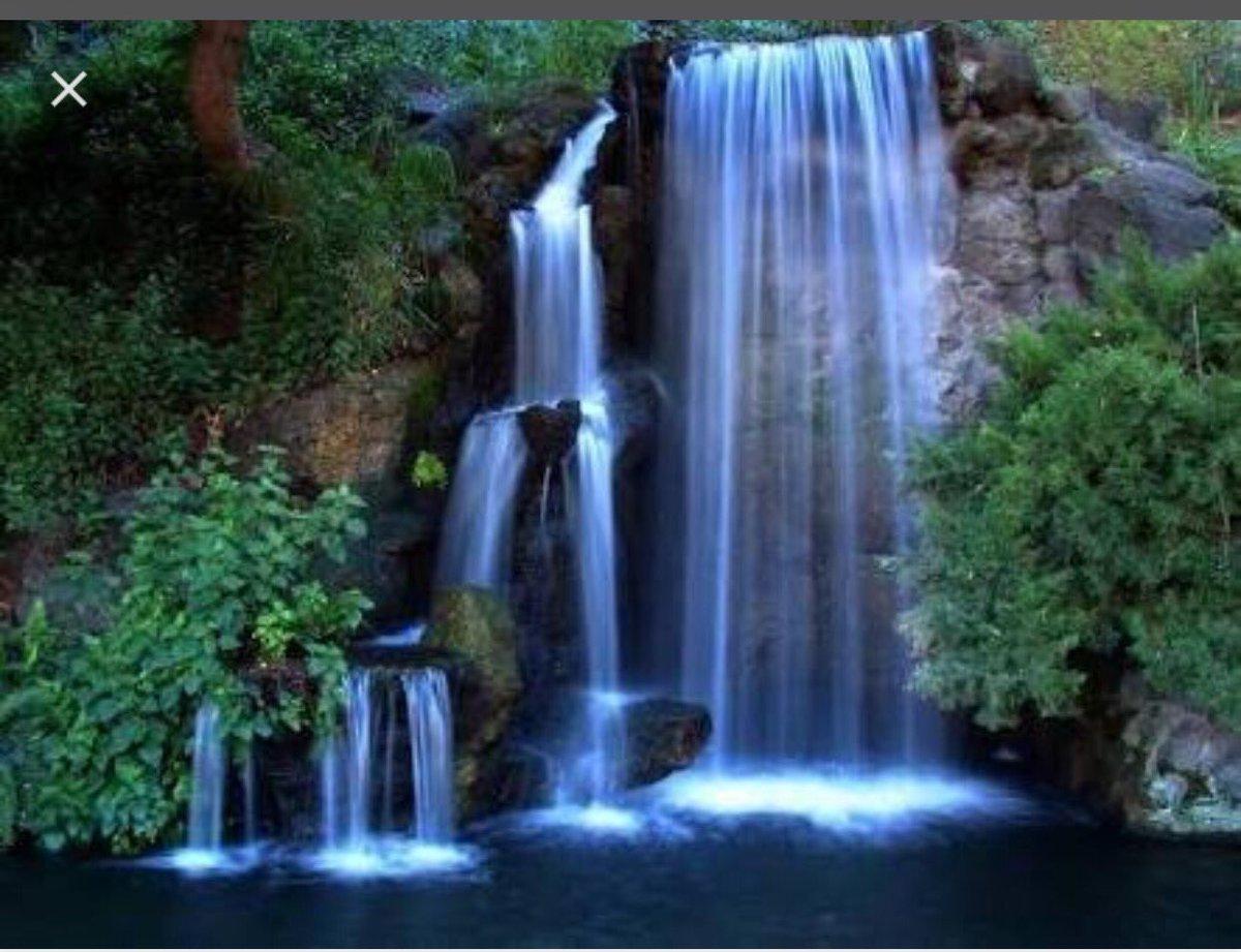 Водопад гифка