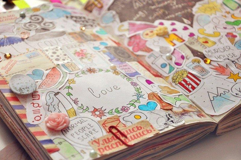 Картинки оформление личный дневник