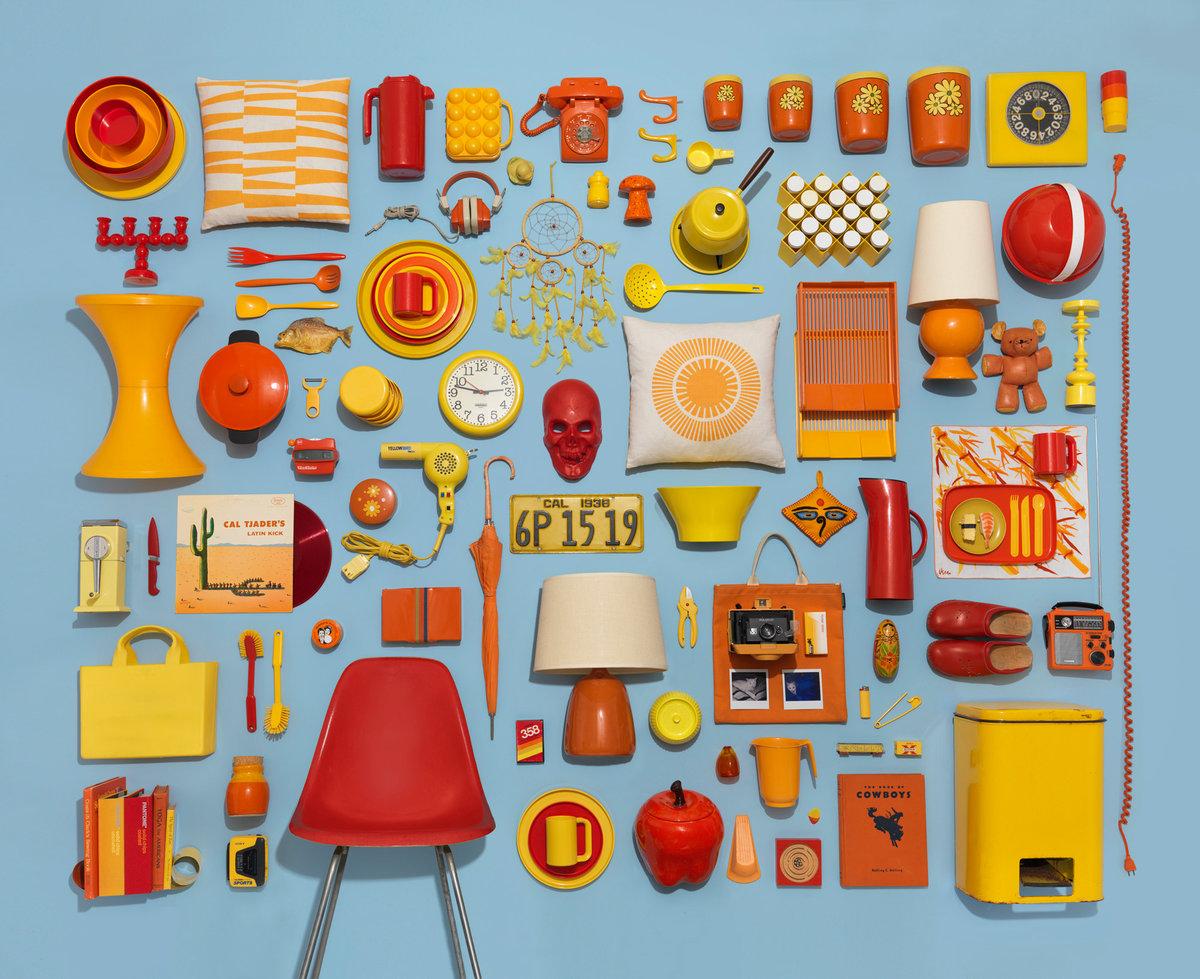 картинки много разных предметов фото