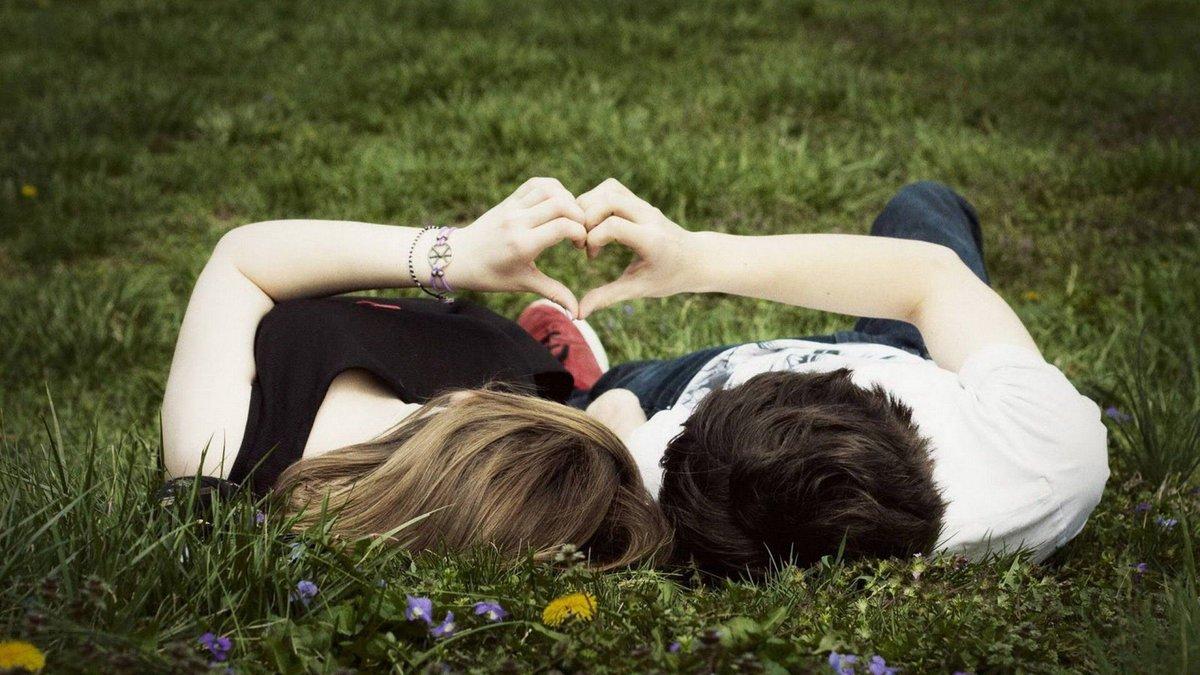 Фото с надписью для влюбленных, для парней