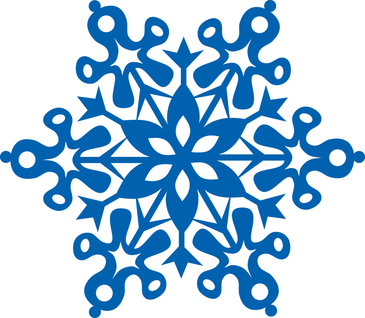 Картинки для детей на прозрачном фоне снежинки