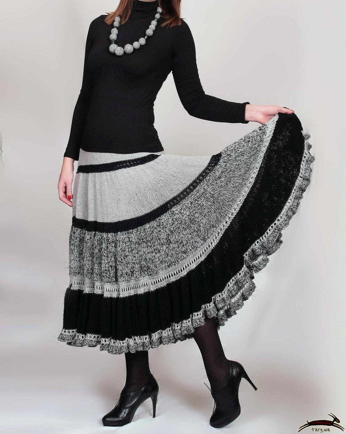 длинные вязаные юбки для полных фото купер, создавая его