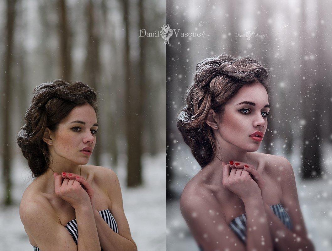 Картинках, как сделать красивую картинку с фото