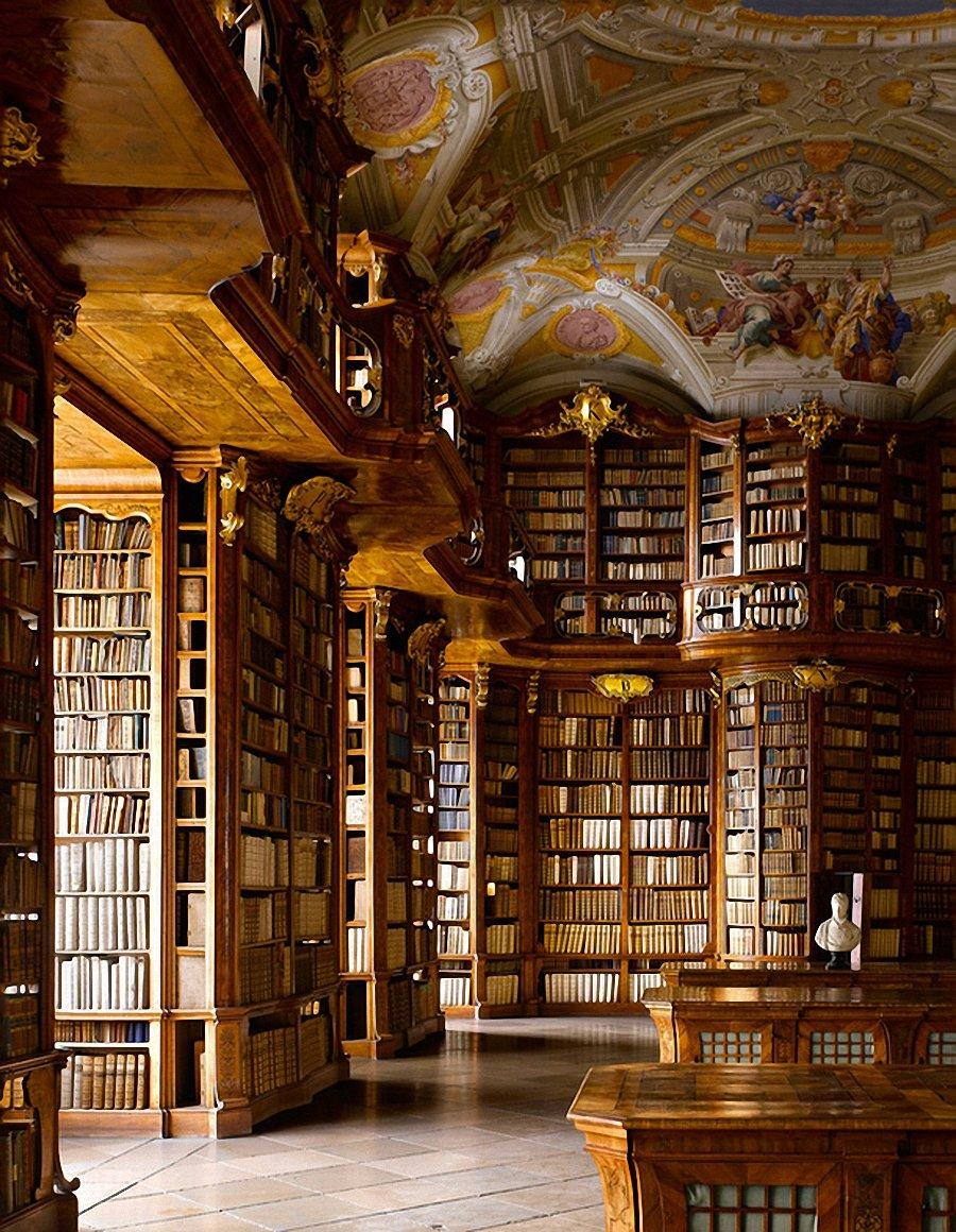 ловля картинка первой библиотеки в мире слова встречаются
