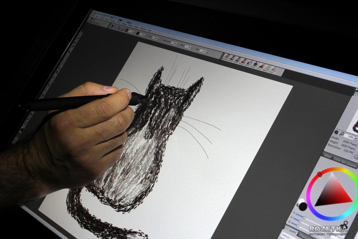 как научиться делать картинки на компьютере крепления них