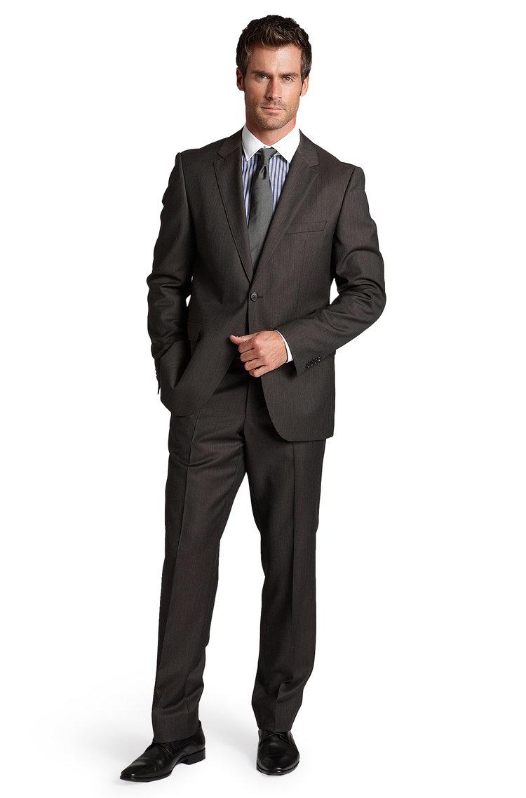 мужской фотошаблон в бизнес стиле