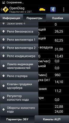 автосканер для самостоятельной диагностики автомобилей на русском