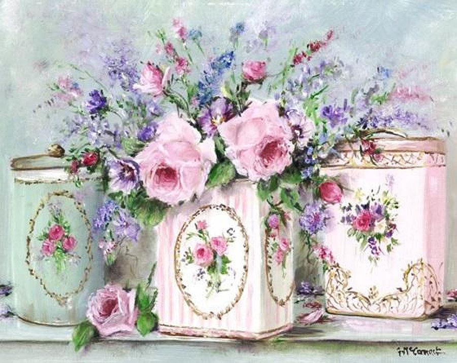 Цветы прованс открытки, надписями