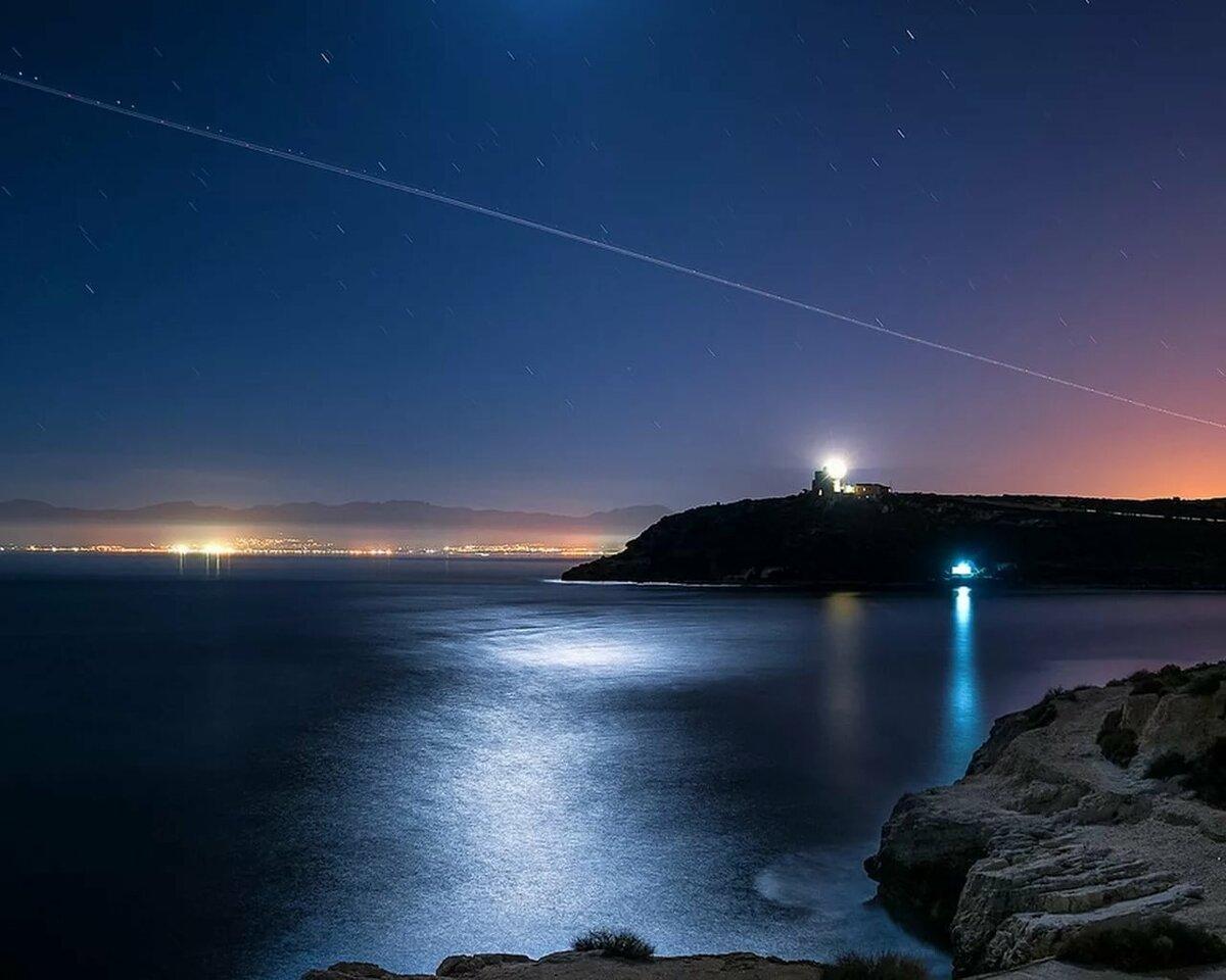 картинки ночь на побережье обладаете даром оратора