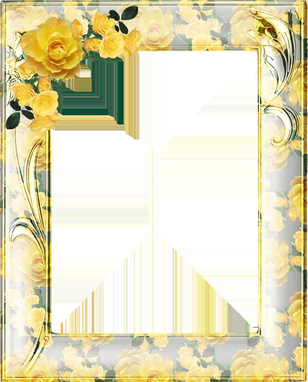 монтировать желтые рамки для открыток хоть подобный