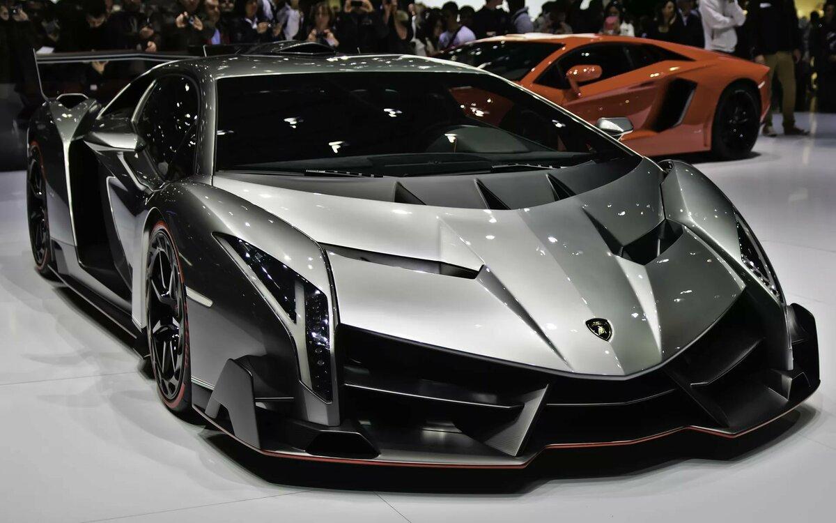 самые красивые и крутые машины ламборджини