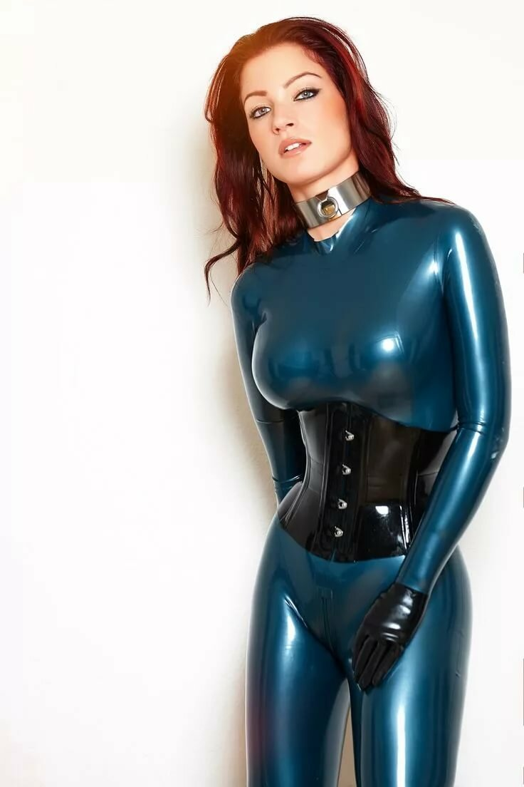 Three way girls latex 14