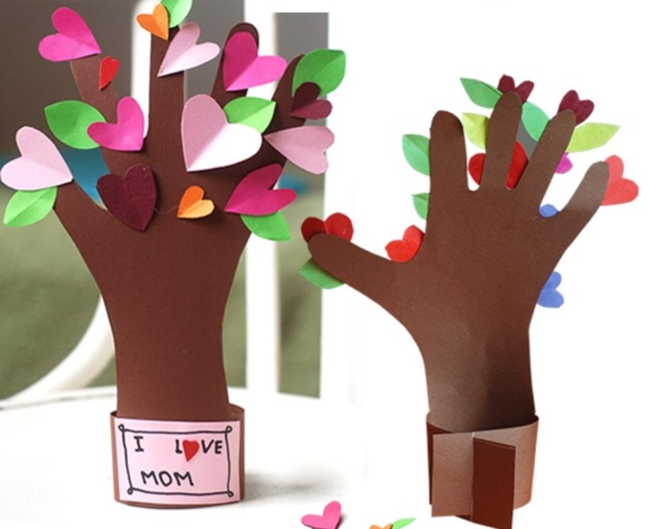 Открытки маме на 8 марта своими руками от дочки, картинки картинки