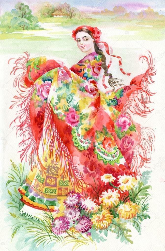 Открыток новогодних, открытки весна девушки
