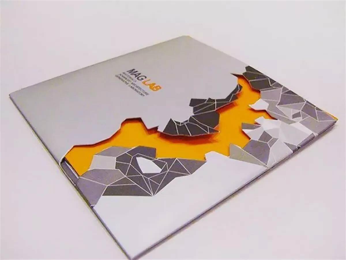 Креативная форма открыток