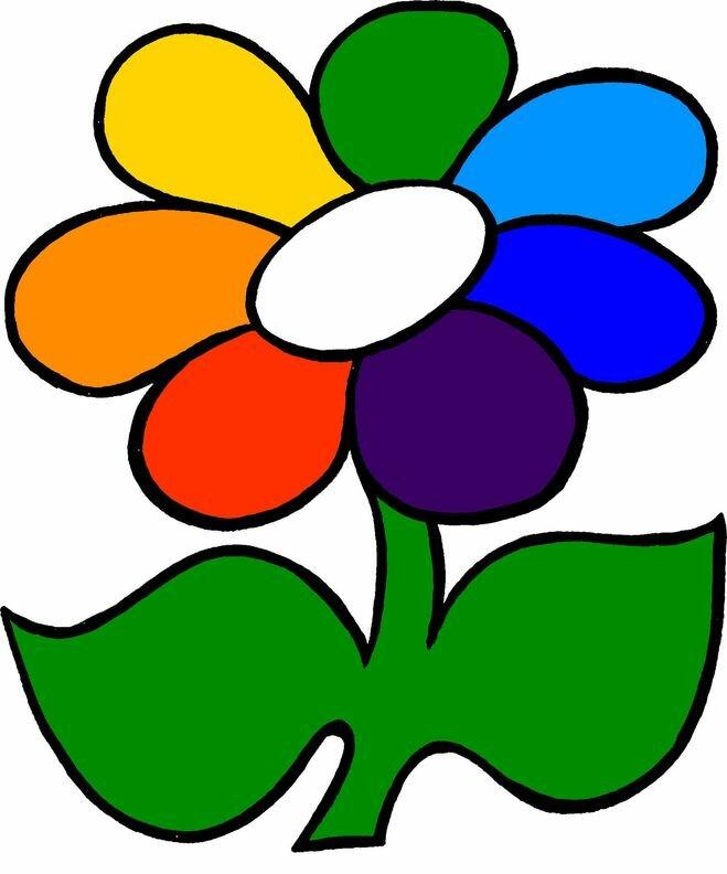 Цветы картинки цветные для оформления распечатать и вырезать, свадьбу сделать