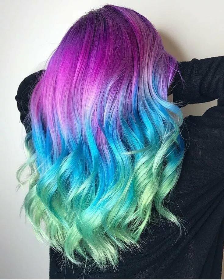 картинки как покрасить волосы тоником выхода