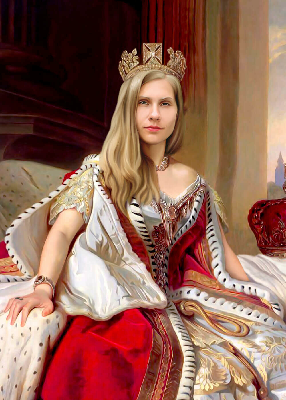 Красивая картинка императрица