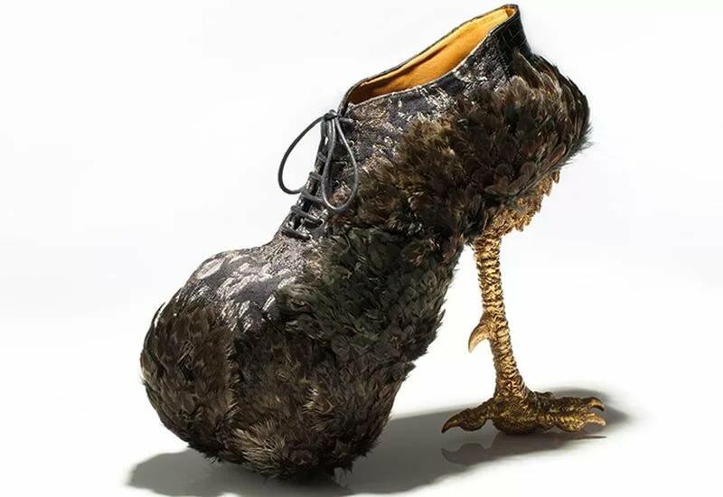 Фото смешных туфель