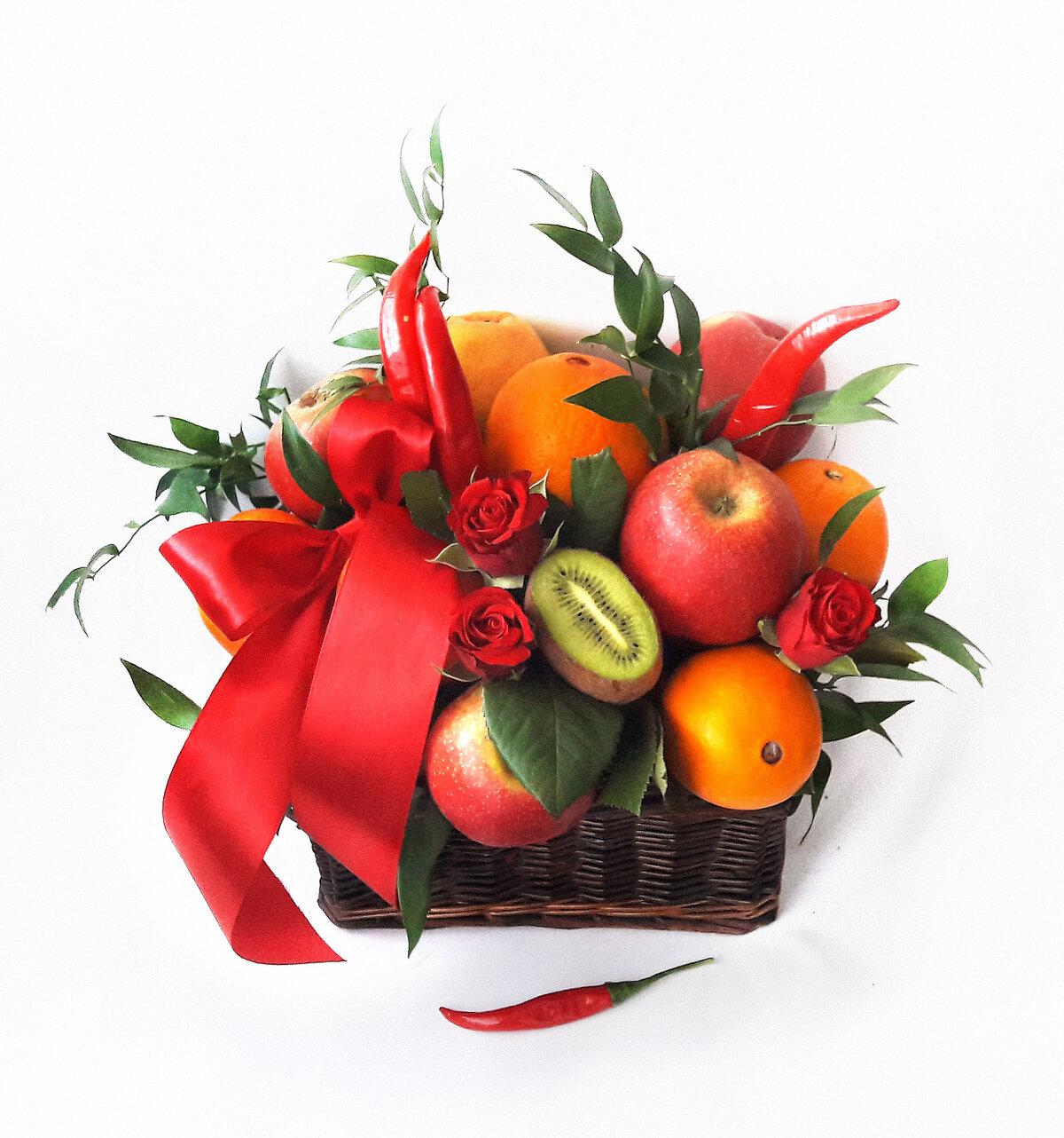 картинки фруктовый букет на день рождения даже выезжал