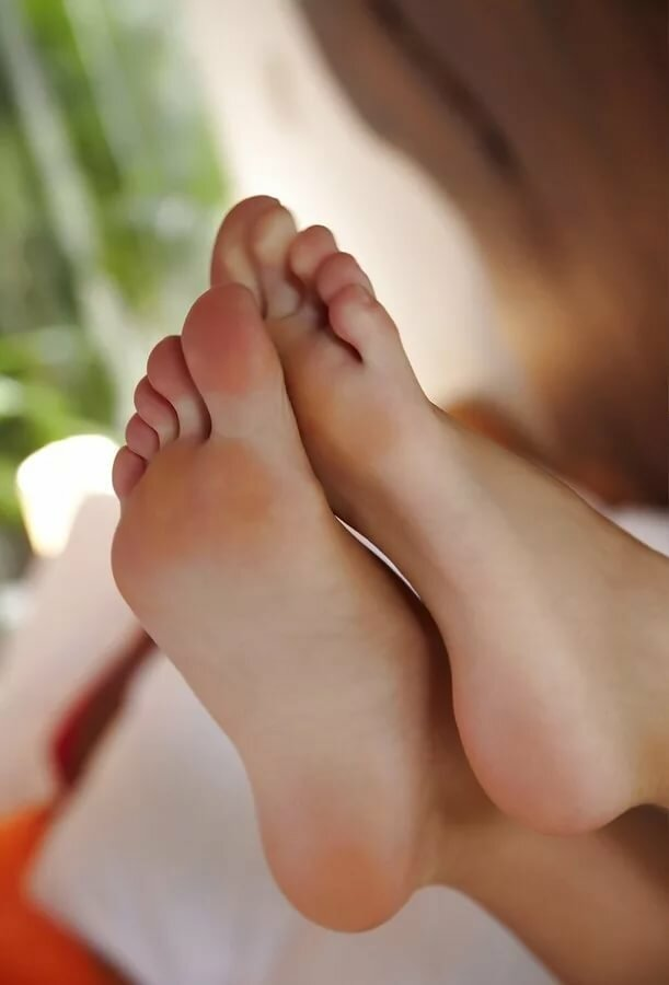ступни ног женские фото намяла айтхожина назвали талантливым