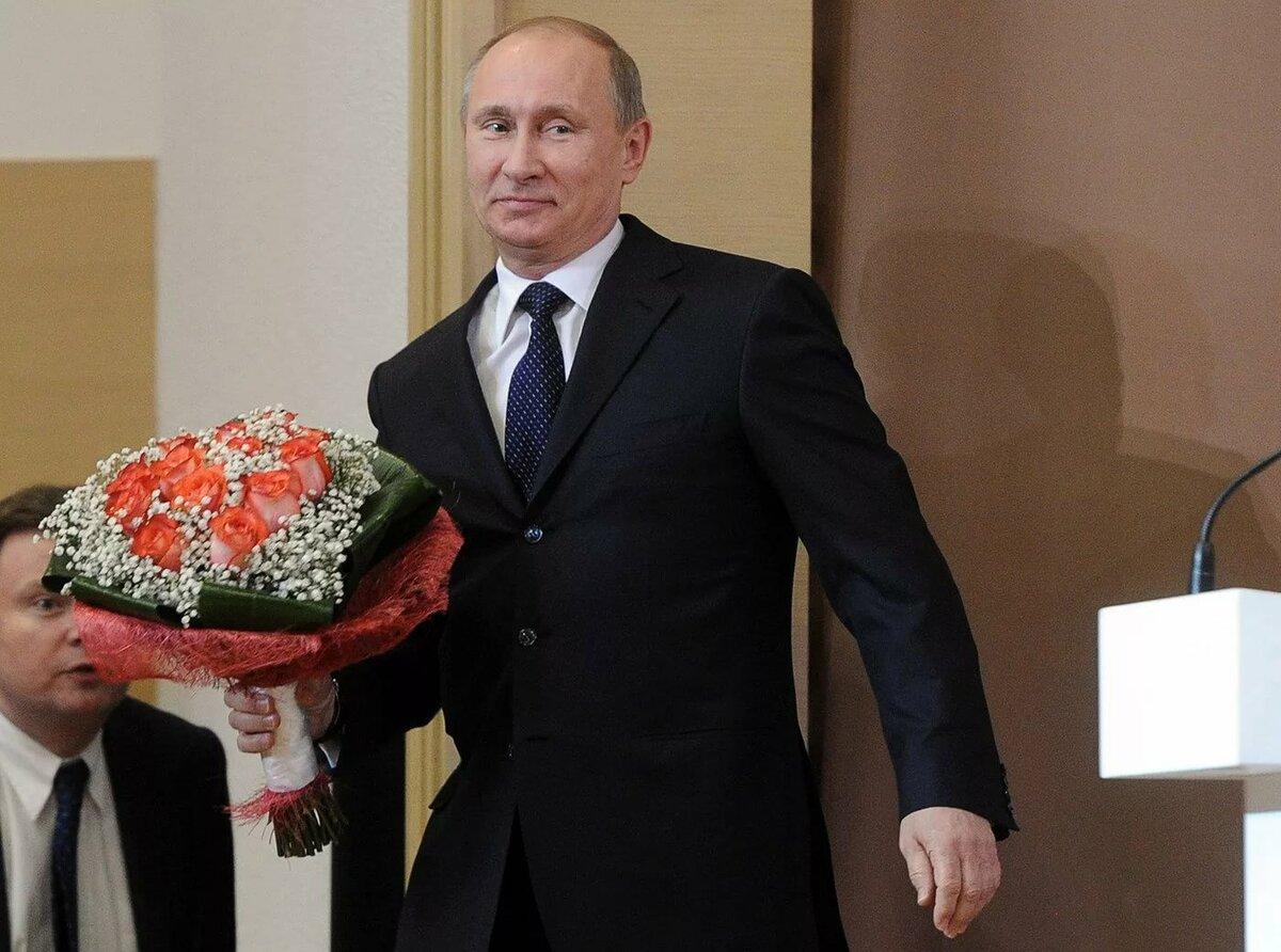 Президент поздравление на 8 марта
