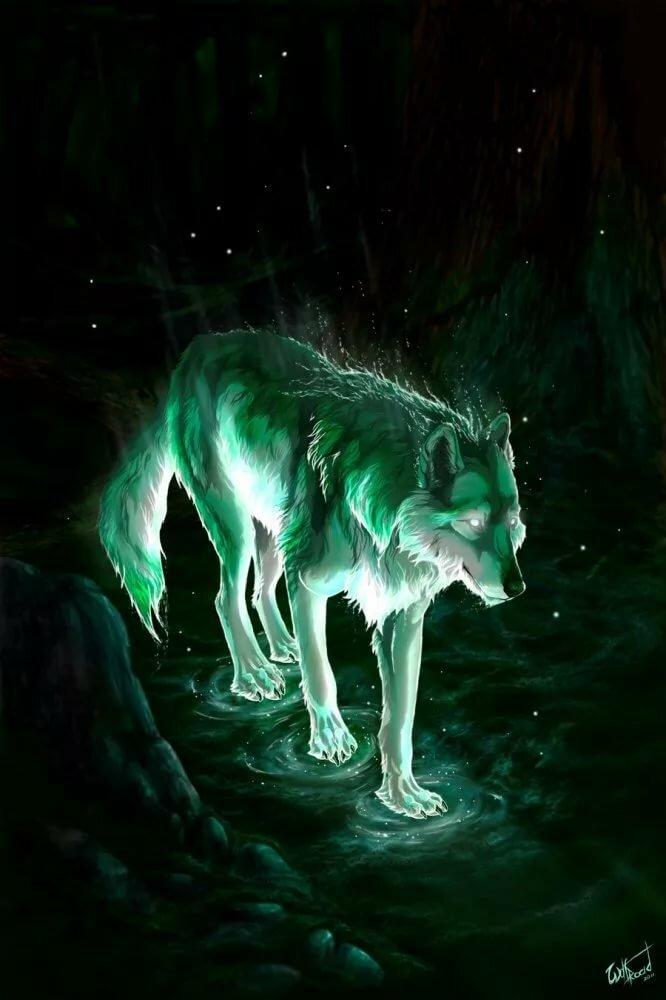 мистические арты волков рекомендуем вам