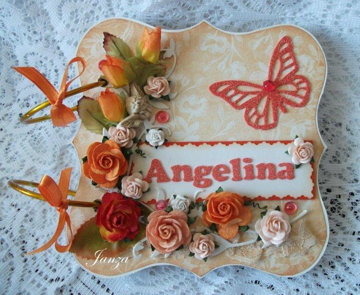 Красивые открытки с днем рождения ангелина
