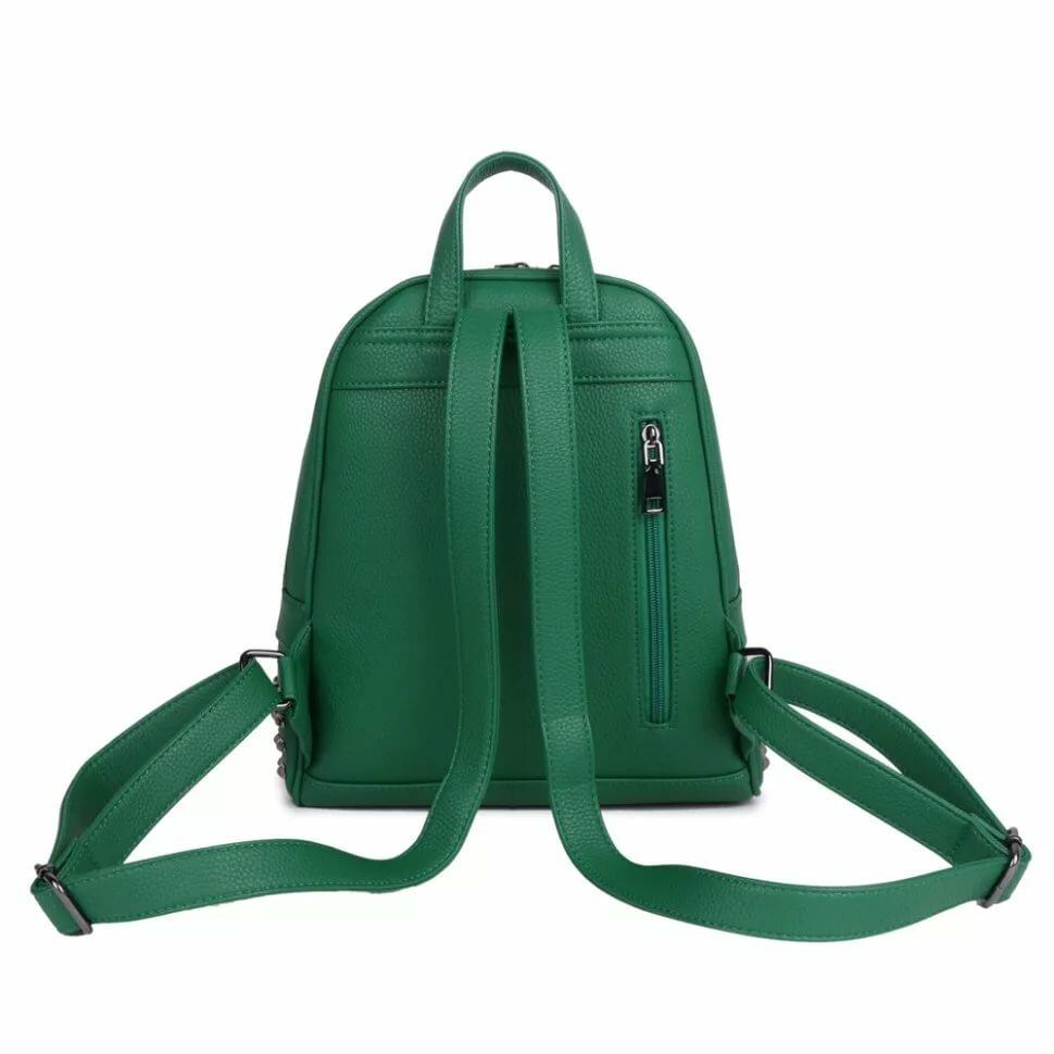 Зеленый рюкзак картинка