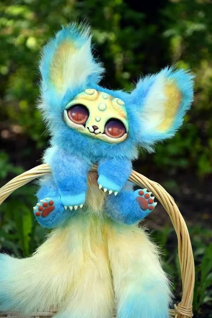 понадобится картинки необычных игрушек таити