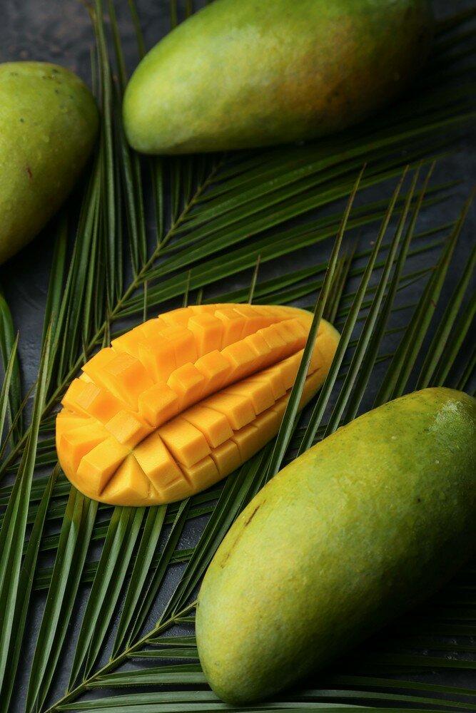 Картинка манго фрукт
