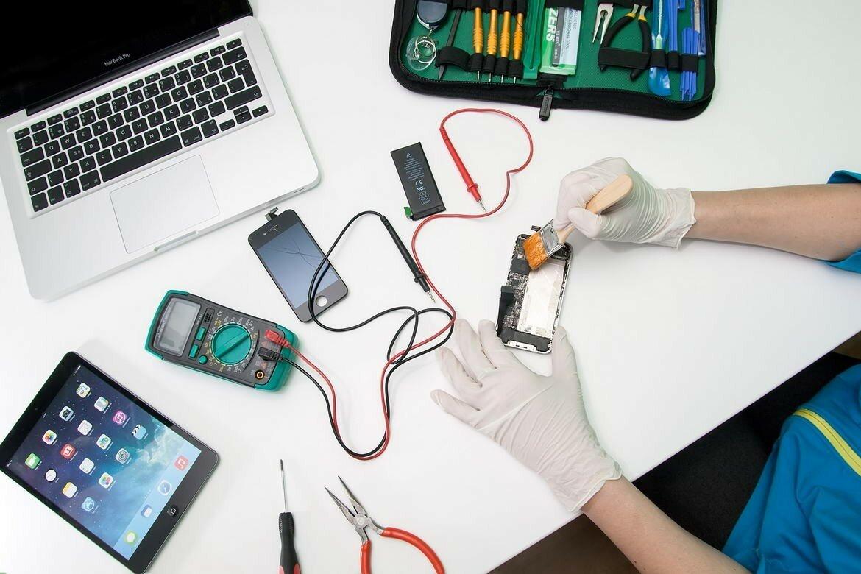 как делают диагностику телефона
