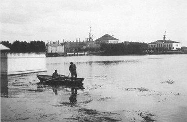 колпино старые фото города