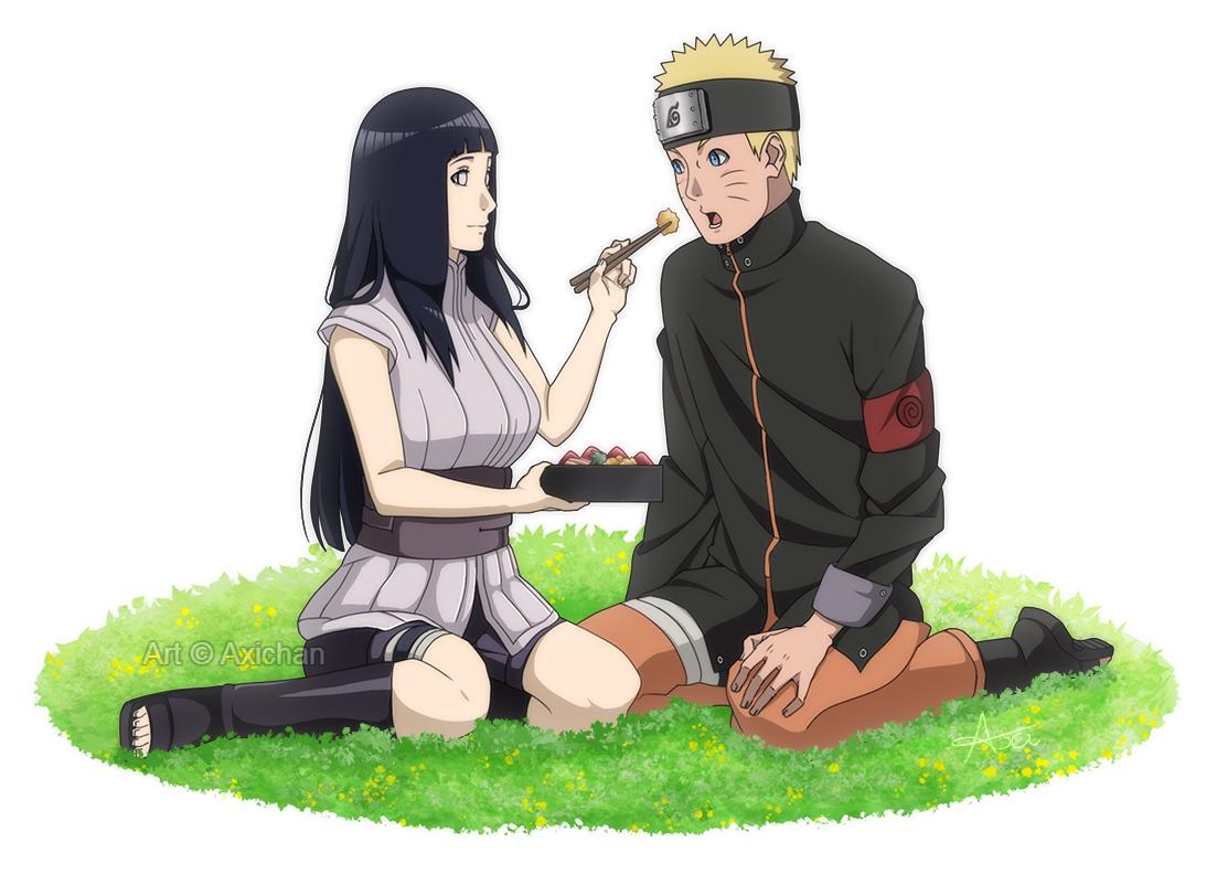 Naruto fuinjutsu bloodline fanfiction naruhina