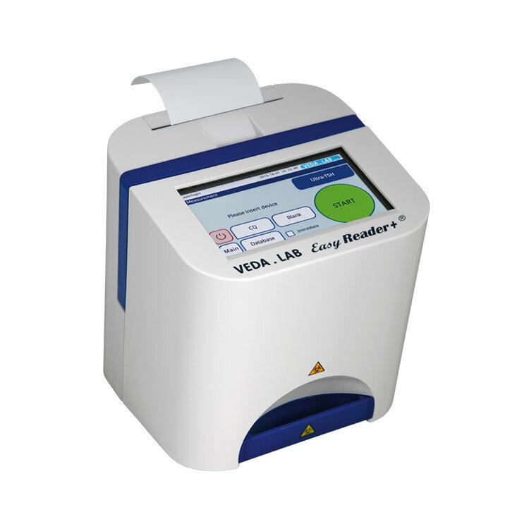 Получен сертификат о внесении в реестр средств измерения на иммуно-хроматографический экспресс-анализатор Easy Reader +