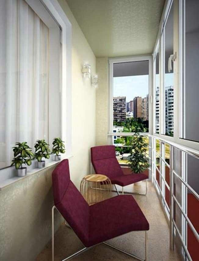фото балкона с циан столик кладбище является
