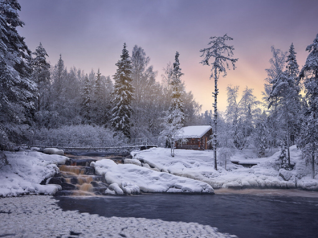 Картинки карелия зимой