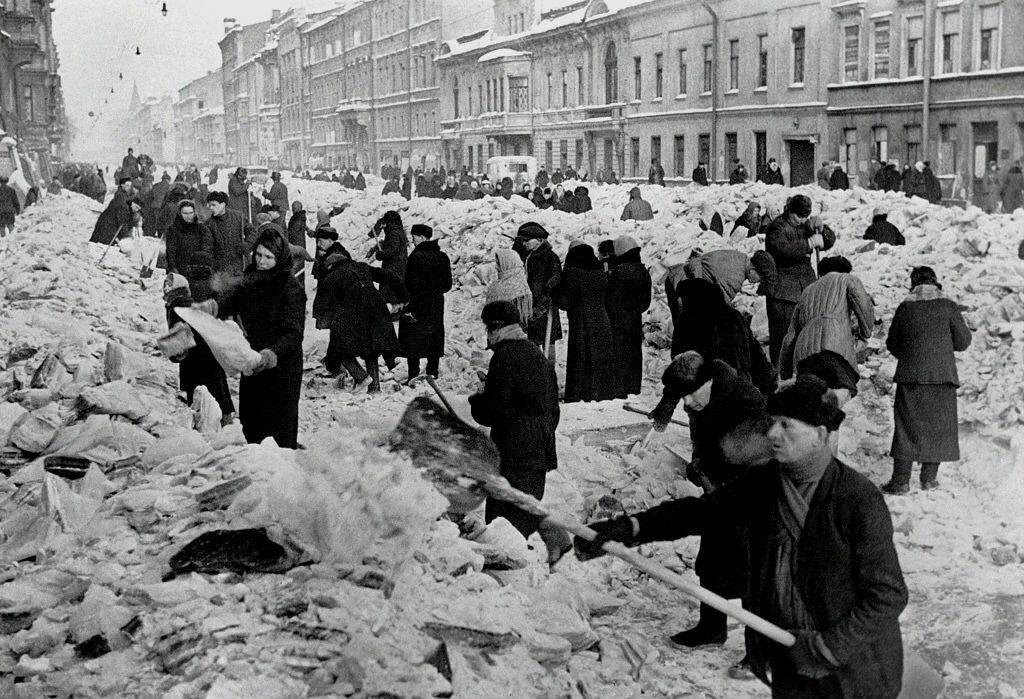 Ленинградские картинки