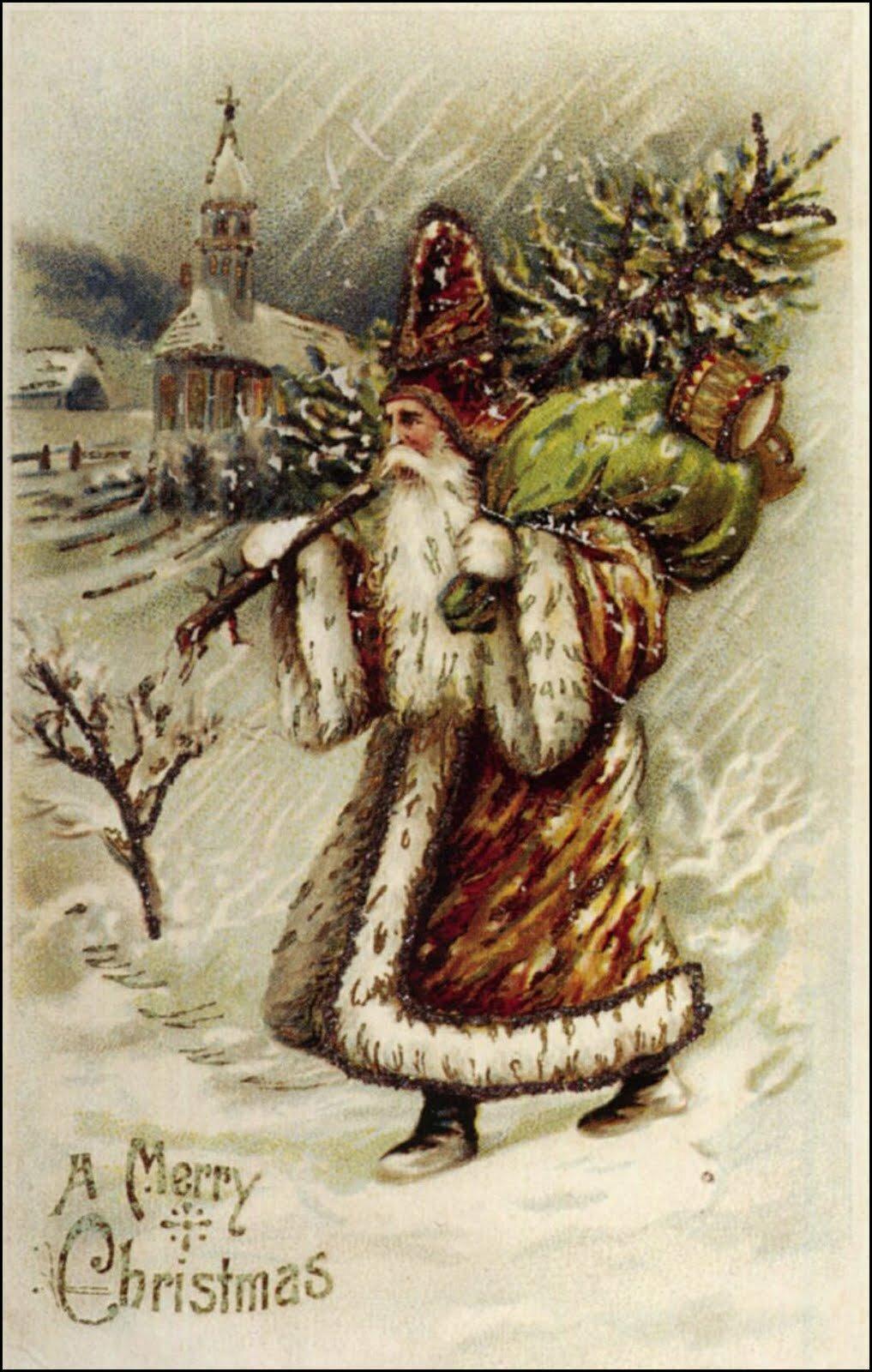 Поздравлением днем, 18 век открытка на новый год