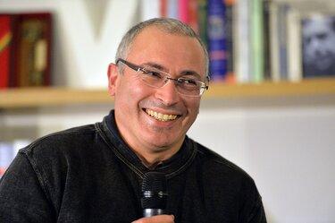 Бывший глава ЮКОСа Михаил Ходорковский