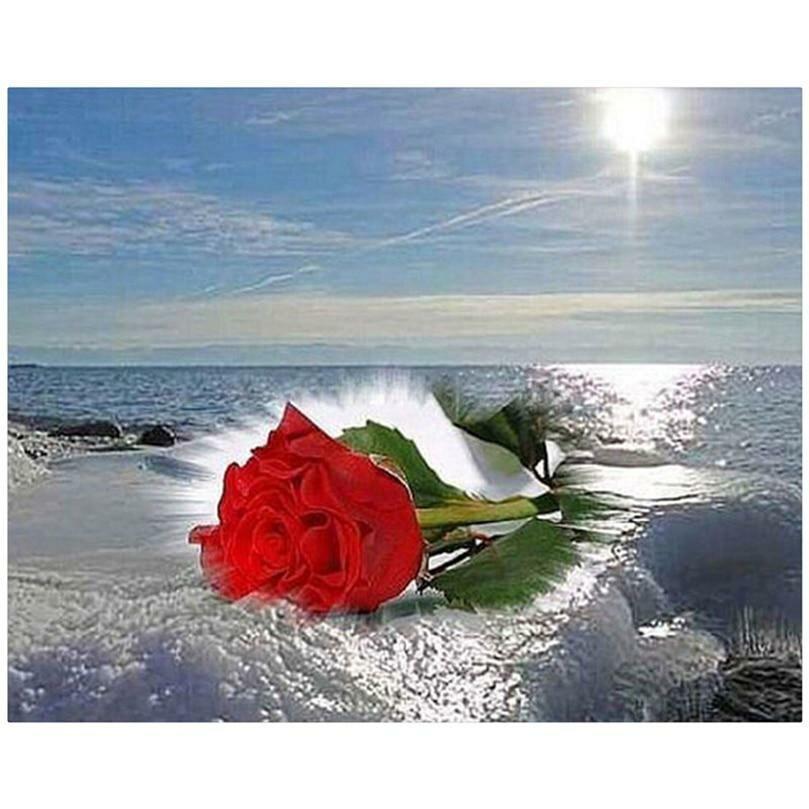 Обворожительной, открытки океан счастья любви хорошего настроения