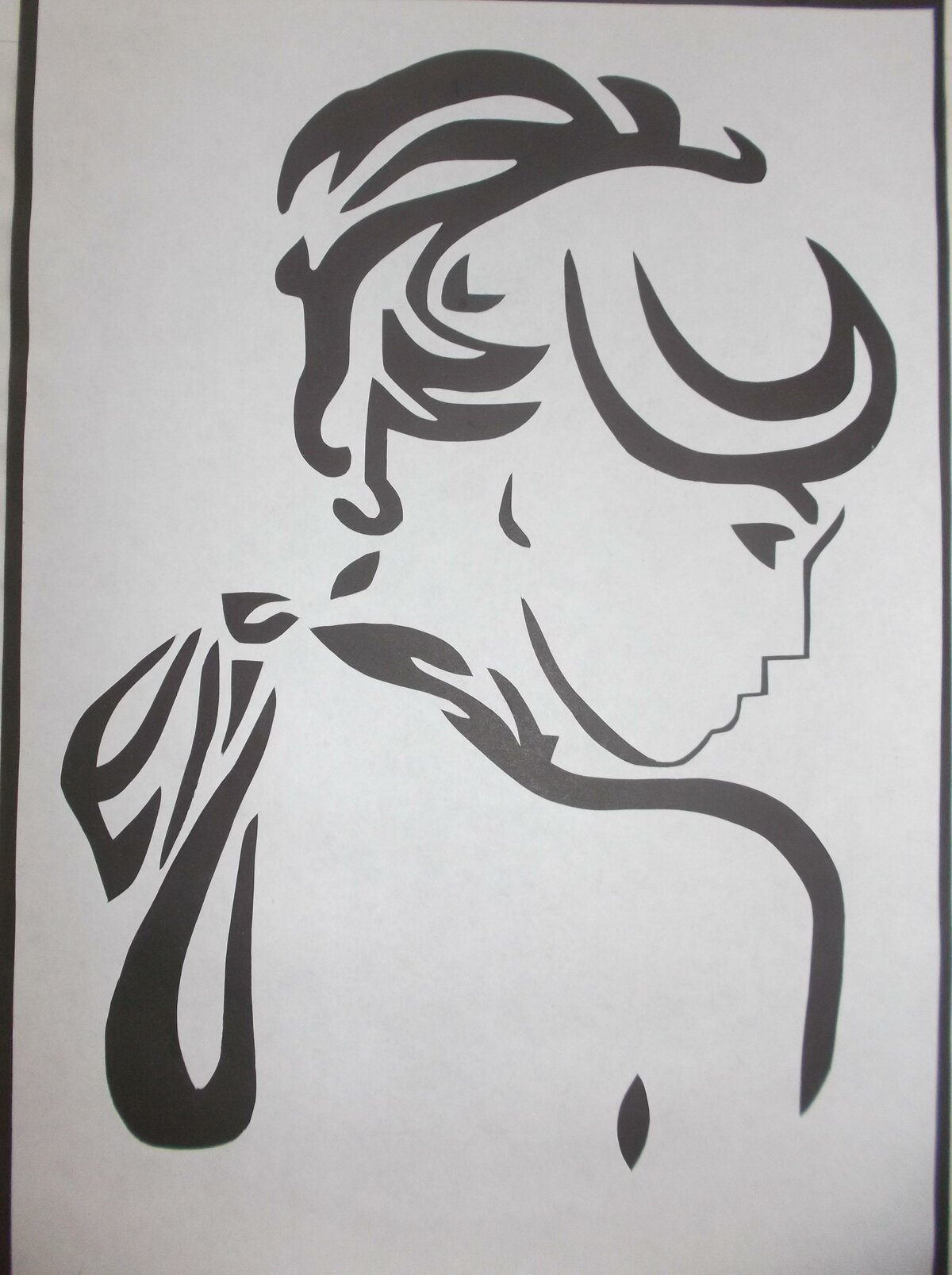 Трафарет девушки для вырезания из бумаги шаблоны распечатать, смешные картинки слез