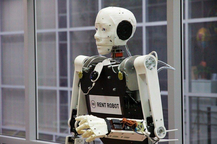 человекоподобные роботы картинки целью был