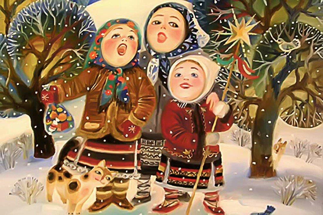 Сделать, рождество в россии картинки для детей