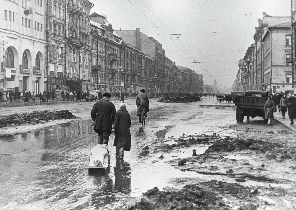 Блокадный ленинград картинки фото