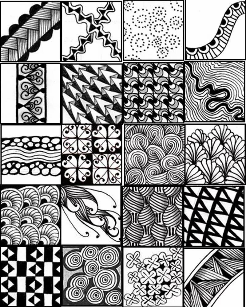 Сборник картинок графических