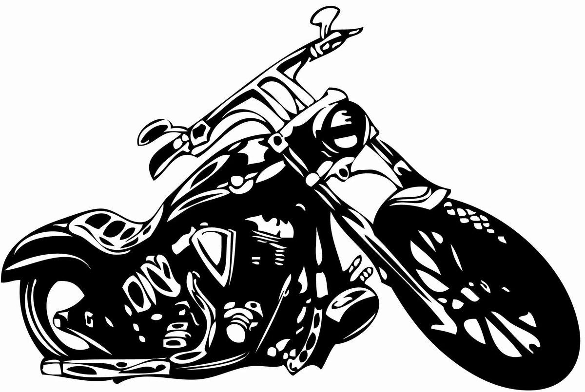 лошадиных трафареты на мотоцикл картинки нитки быстро