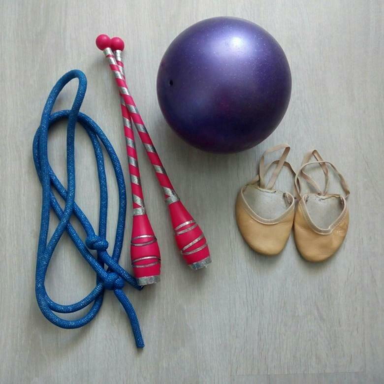 Картинки предметы для гимнастики
