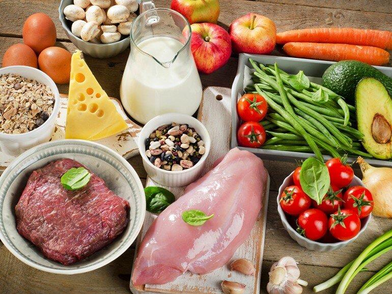 Низкоуглеводная диета омега 3