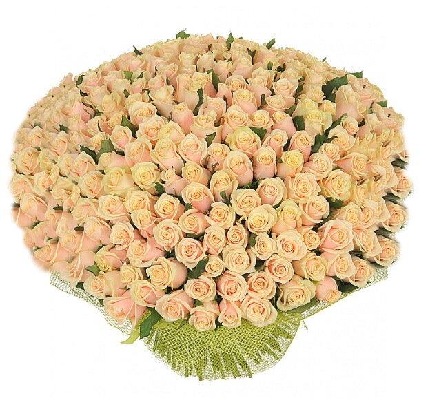 Томске доставка, красивый букет из миллиона розовых роз